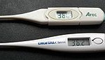 clinical thermometers coutesy of Wikipedia